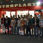 Bahçelievler Erkan Avcı End.Meslek Lisesi öğrencileri Metroplast standını ziyaret etti.