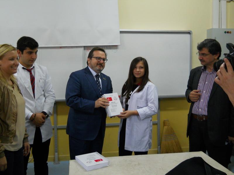Haydarpaşa Teknik ve Endüstri Meslek Lisesi Okulu