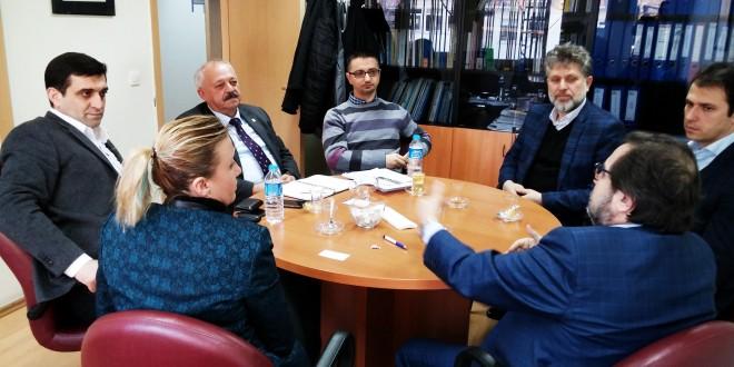 MMO İstanbul Şube Başkanlığı TASİAD ziyareti